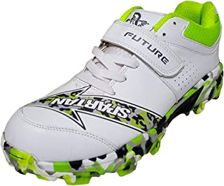 Spartan FUTURE-2019 Cricket Shoes for Men Rubber Spikes