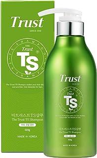 Sponsored Ad - The Trust TS Shampoo(16.9 Fl Oz / 500mL) | Korea Shampoo | Treatment of Damaged Hair | Biotin & Natural Ing...
