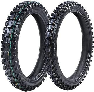 ProTrax Front 80/100-21 Rear 110/100-18in Tire Kit