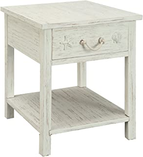 Coast to Coast 91740 Sanibel One Drawer End Table