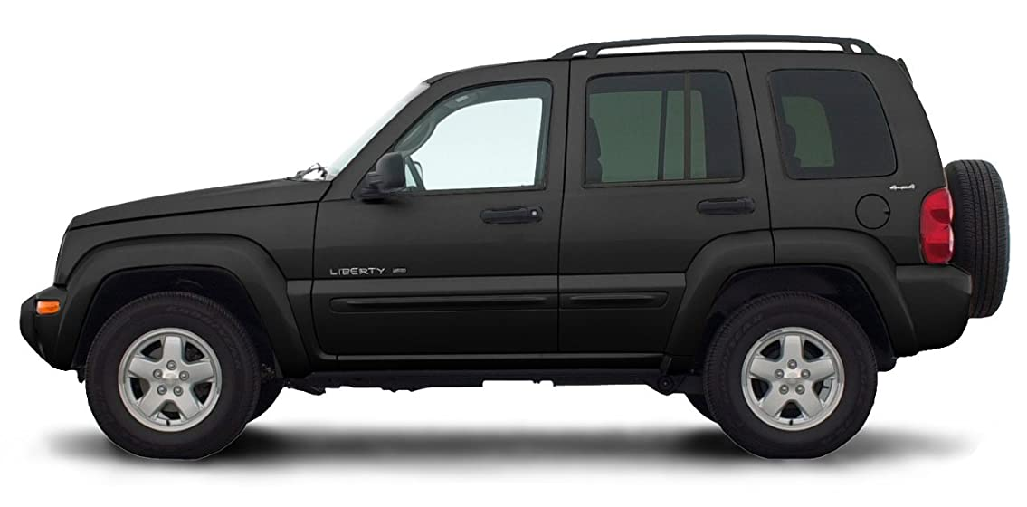 2002 jeep liberty limited tire size