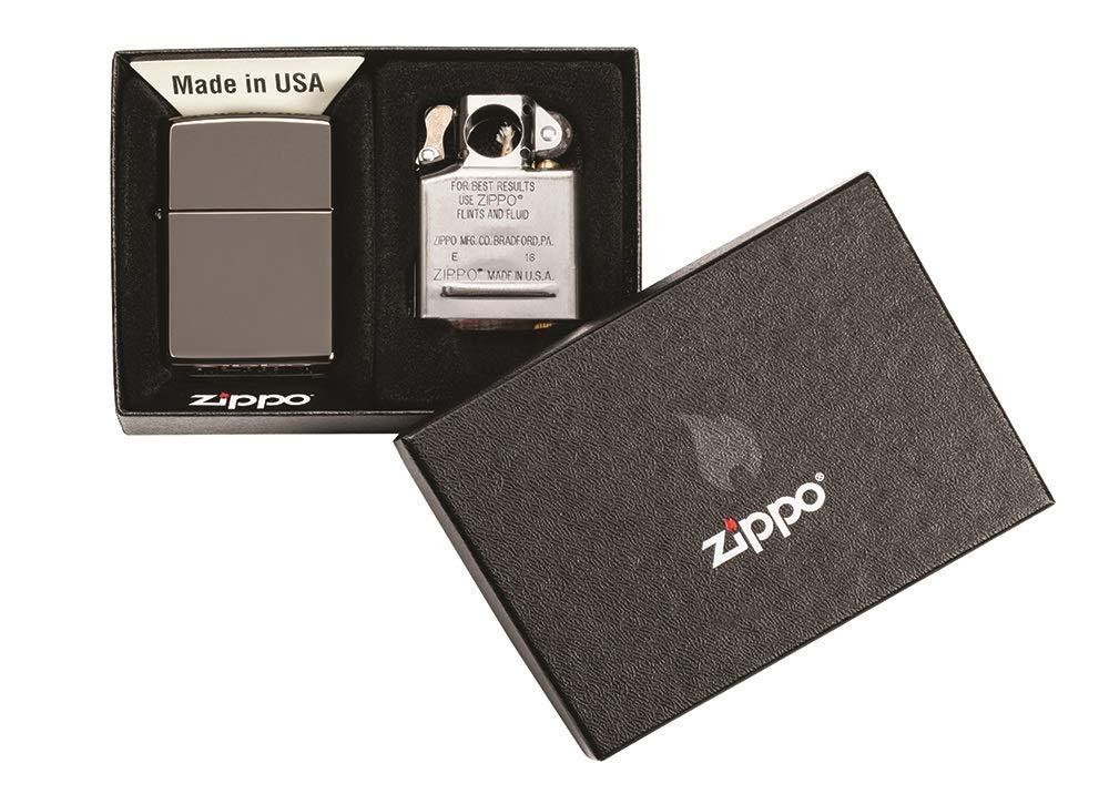Zippo Black Lighter Pipe Insert