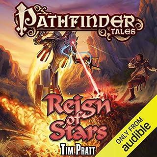 Reign of Stars audiobook cover art