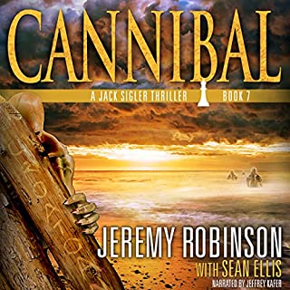 Cannibal     Jack Sigler, Book 7              De :                                                                                                                                 Jeremy Robinson,                                                                                        Sean Ellis                               Lu par :                                                                                                                                 Jeffrey Kafer                      Durée : 10 h et 18 min     Pas de notations     Global 0,0