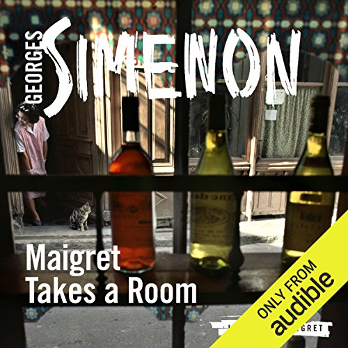 Maigret Takes a Room cover art