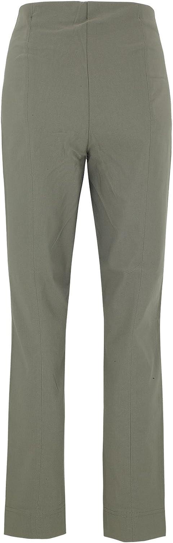 Stehmann Pantalon Femme Kaki