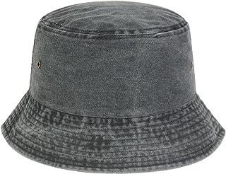 Gorro pescador Sombrero de pescador Sombrero de sol femenino de Moda Sombrero de lavabo de todo fósforo Sombrero de cubo d...