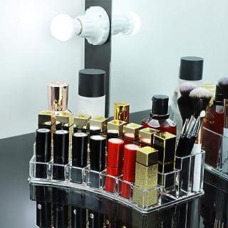 HARVESTFLY Organiseur de maquillage avec tiroirs de rangement en plastique