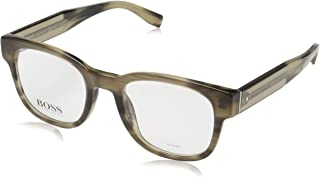 Blau 49 BOSS Hugo Unisex-Erwachsene Hugo Orange Brille Brillengestelle