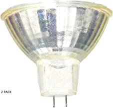 2 Pack - Enx 82V 360W/MR16 GY5.3 Base Overhead Projector Lamp 02600 Dichroic Reflector GY5.3 Base