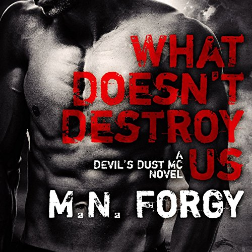 What Doesn't Destroy Us audiobook cover art