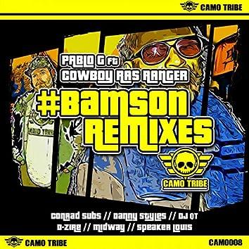 #BAMSON Remixes EP