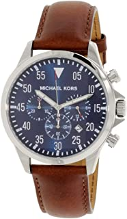 Men's Gage Brown Watch MK8362