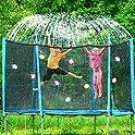 Basbe Trampoline Outdoor Water Play Sprinklers