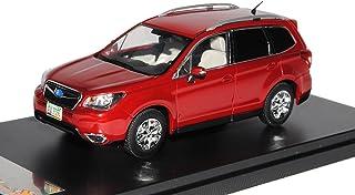 Subaru Forester XT, met. rot , 2013, Modellauto, Fertigmodell, Premium X 1:43