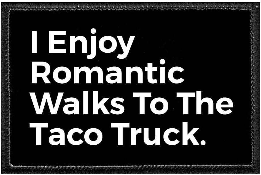 Price reduction I Enjoy Romantic Walks to The Hook and Attach Lowest price challenge Truck Taco Loop