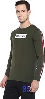 Alan Jones Clothing Taped Detailed Lycra Full Sleeves Tshirt