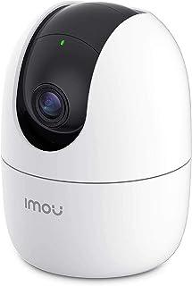 Imou Telecamera Wi-Fi Interno, 1080P Telecamera IP di Sorveglianza, Tracciamento del Movimento con Sirena, Baby Monitor co...