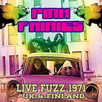 Live Fuzz 1971 - Uk & Finland