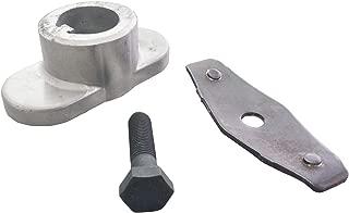 MaxLLTo 25 mm Lawn Mower Blade Adapter Kit Suitable for Troy Bilt, 753-06304 748-04227 748-04096 75306304 74804227 74804096