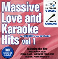 Massive love and karaoke hits vol 1 [UK Import]