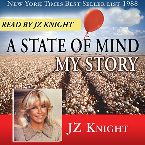 A State of Mind: My Story audiobook cover art