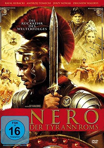 Nero - Der Tyrann Roms (Quo Vadis - Rom muss brennen!)