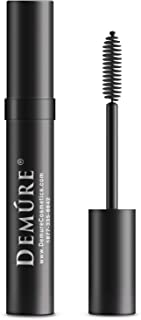 Mineral Voluminous Eye Mascara - Conditioning Black Mascara High Definition for Long, Lush, Full Lashes - W...