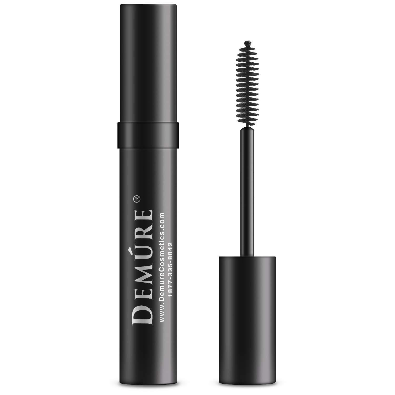 Mineral New item Voluminous Eye Mascara - Black High Max 76% OFF Conditioning