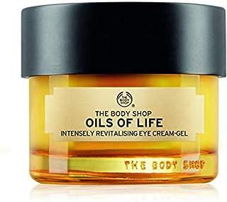 The Body Shop Oils of Life Eye Cream Gel Intensely Revitalising 20ml