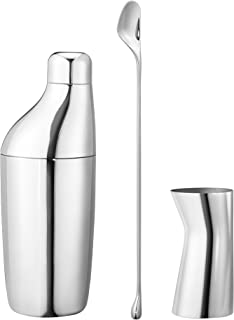 Georg Jensen Sky 3pc Giftset, Mirror Polished Stainless Steel