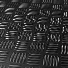 120 x 300 cm Miniripp Gummil/äufer in Grau Gummimatte Schutzmatte Noppenmatte Bodenmatte Noppen Premium gummimatten stall