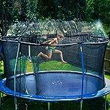 Bobor Trampoline Sprinkler for...