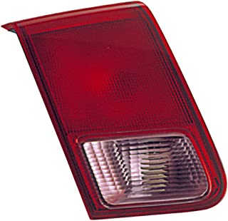 Inner Back Up Reverse Tail Light Replacement For Honda Civic Driver Left Side Lh 2001 2002 Taillamp