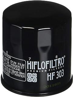 فلتر زيت فاخر أسود HIFLO FILTRO HF303