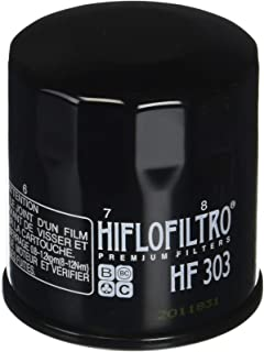 HIFLO FILTRO HF303 Black Premium Oil Filter