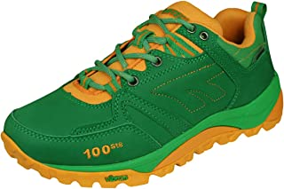 Hi Tec V Lite Sphike Nijmegen Low Womens Walking/Trail Trainers - Blue-Green-8.5