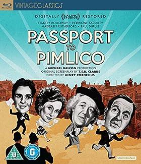 Passport To Pimlico - Digitally Restored