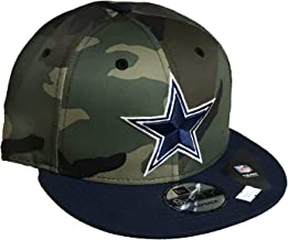 New Era Authentic Dallas Cowboys Salute to Service Limited Exclusive 9FIFTY Snapback Cap Hat: OSFM