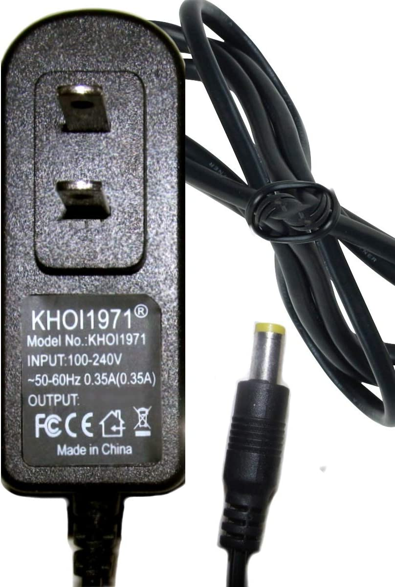 KHOI1971 Wall Charger AC Adapter Compatible with RED Yellow Pink Lil Rider 80-KB901 FX 3 Bike Motorcycle 3 Wheel Ride on 6V Battery Charger NOT Created or Sold by Lil Rider