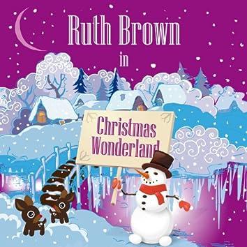 Ruth Brown in Christmas Wonderland