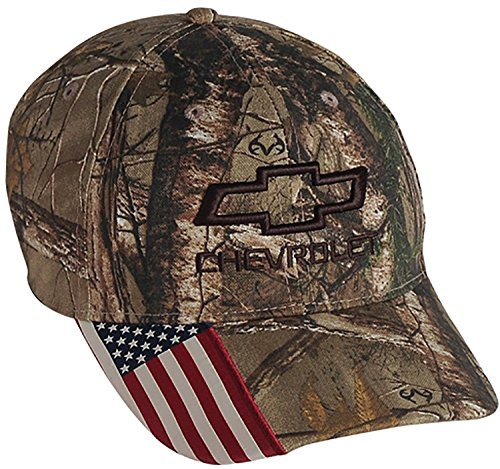 Chevrolet Realtree Camo Hat One Size