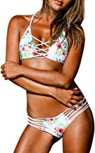 Luckycat Mujeres Tangas Traje de baño Nadar Troncos Vendaje Bikini Ropa Interior Braguitas Playa