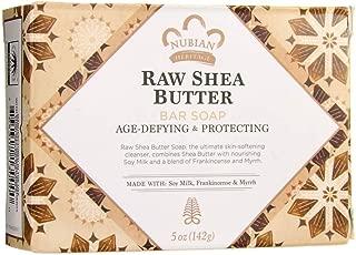 Raw Shea Butter Bar Soap 5 Ounce (141 g) Bar(S)