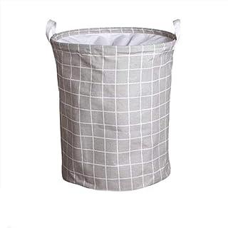 Laundry Basket Panier de rangement LF, pour salle de bain, chambre, vêtements, articles divers, jouets, grande capacité, a...