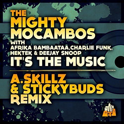 The Mighty Mocambos feat. Afrika Bambaataa, Charlie Funk, Hektek & Deejay Snoop