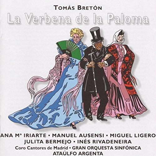 La Verbena de la Paloma (Parte II) [Remasterizado]: Habanera-Concertante (Remasterizado)