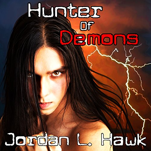 Hunter of Demons cover art