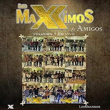 Los Maxximos, Vol. 1 (En Vivo)