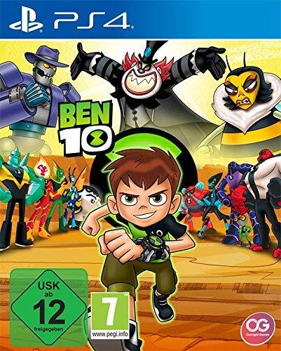 Ben10 / Ben 10 Konsolenspiel [Playstation 4]